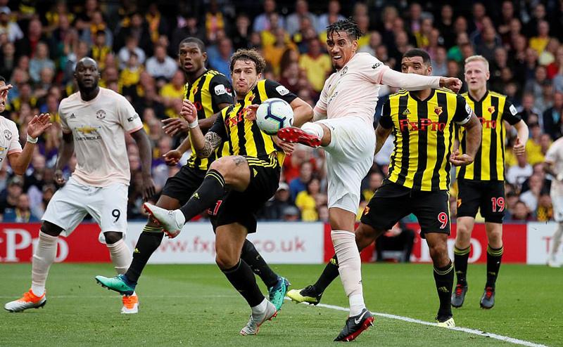 MU vs Watford: Chiến thắng tặng Solskjaer