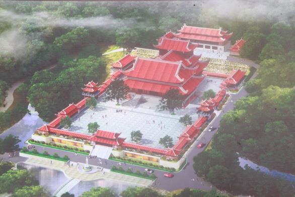 Chủ doanh nghiệp Ba Vàng huy động tiền xây chùa ở Quảng Nam là ai?