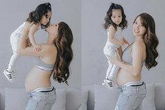 Sắp sinh con thứ ba, Hải Băng quyết định giải nghệ ở tuổi 29