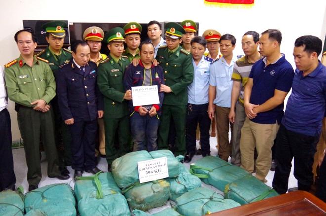 Nóng bỏng cuộc chiến chống ma túy trên biên giới Việt - Lào