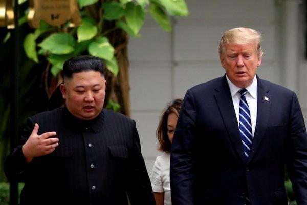 Hội đàm Mỹ-Triều lần 2 gặp trở ngại, lộ mẩu giấy 'thủ phạm'