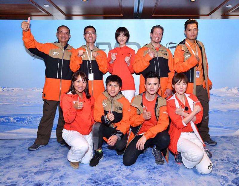 Phan Thanh Nhiên quyết chinh phục đường băng 42km ở Bắc Cực