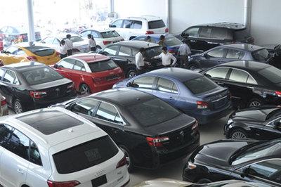 Ô tô cũ nhập khẩu tăng tiêu chuẩn khí thải từ 15/5