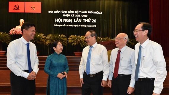 Nguyễn Thiện Nhân,nhân sự,TP.HCM