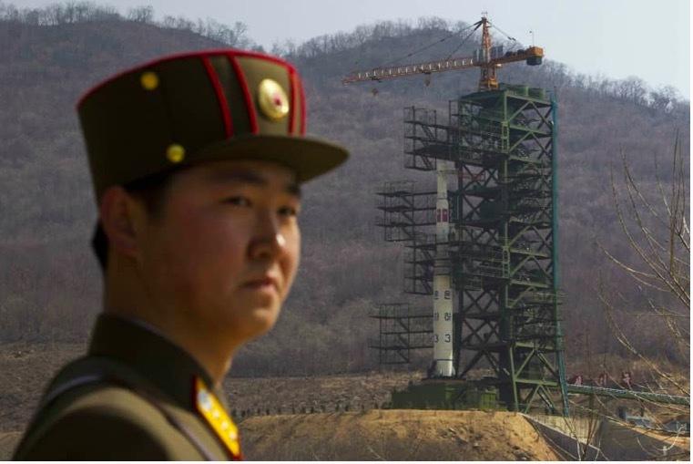 Triều Tiên gần như khôi phục xong bãi phóng tên lửa tầm xa