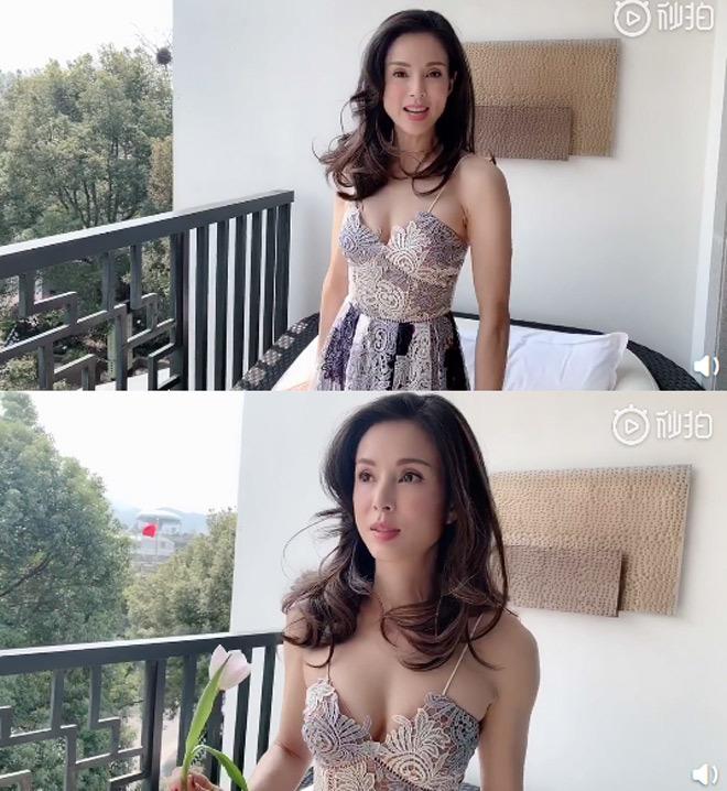 'Tiểu Long Nữ' Lý Nhược Đồng, Lưu Diệc Phi có lúc mặc sexy bất ngờ