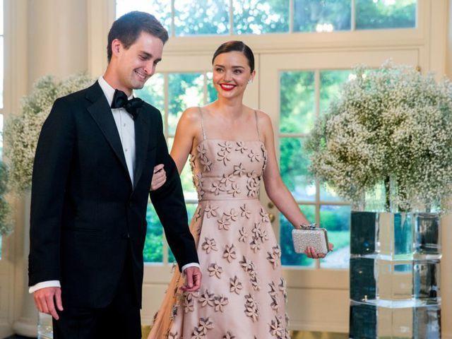 Miranda Kerr mang thai lần 2 với chồng trẻ tỷ phú