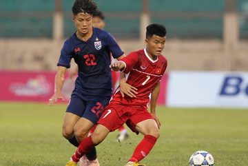 Link xem U19 Việt Nam và U19 Thái Lan, 17h30 ngày 30/3