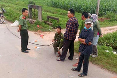 Truy tìm kẻ gây tai nạn chết người, lấy xe máy nạn nhân bỏ trốn