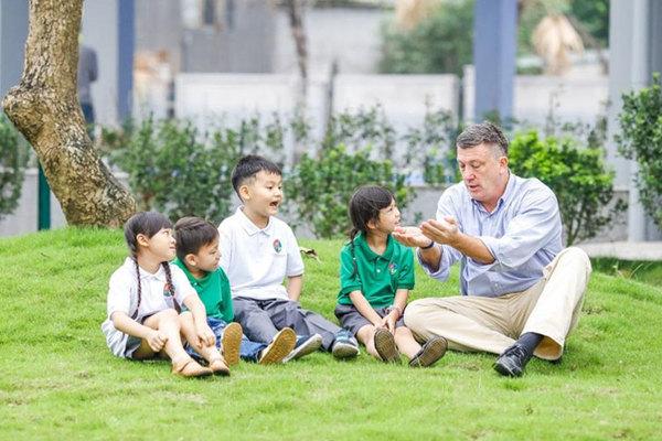 Genesis School- trường học khởi nguyên xanh thu hút HS, phụ huynh