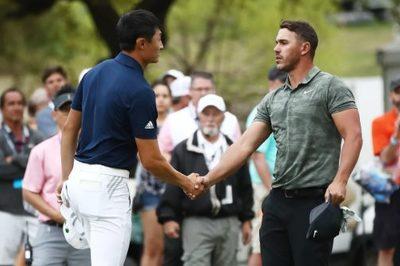 Golfer Trung Quốc vào vòng 1/8 Dell Match Play
