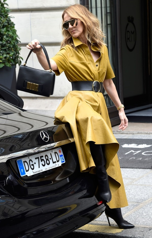 Đẳng cấp thời trang của Celine Dion ở tuổi 51
