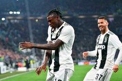 Ronaldo ngồi ngoài, sao trẻ giải cứu Juventus