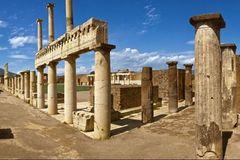 Phát hiện cửa tiệm bán 'đồ ăn nhanh' tại thành phố cổ đại cách đây 2000 năm