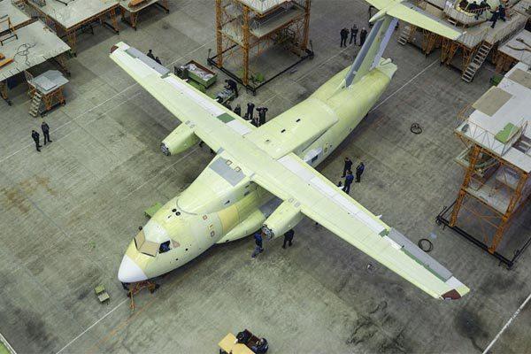 Nga,máy bay vận tải quân sự,Ilyushin Il-112V,vũ khí