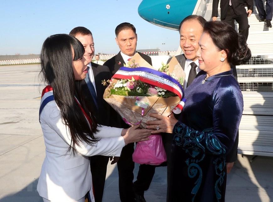 Chủ tịch QH Nguyễn Thị Kim Ngân,Nguyễn Thị Kim Ngân