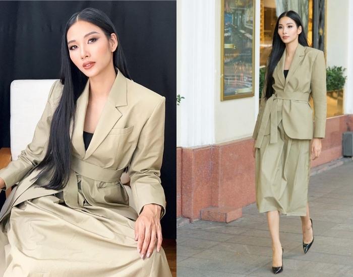 Hồ Quỳnh Hương, Phạm Quỳnh Anh kiêu sa với thiết kế rực rỡ