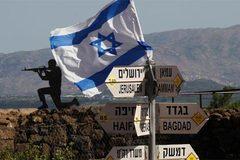 'Lò lửa Trung Đông' tăng nhiệt vì bước đi mới của Mỹ trên Cao nguyên Golan?