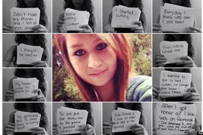 Bi kịch nữ sinh bị lừa chụp ảnh ngực trần, bắt nạt ở trường học