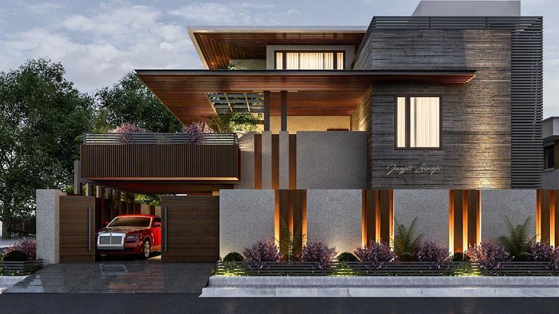 biệt thự 3 tầng,thiết kế nhà đẹp,biệt thự
