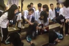 Liên tục các vụ nữ sinh bị đánh hội đồng: Ám ảnh học đường