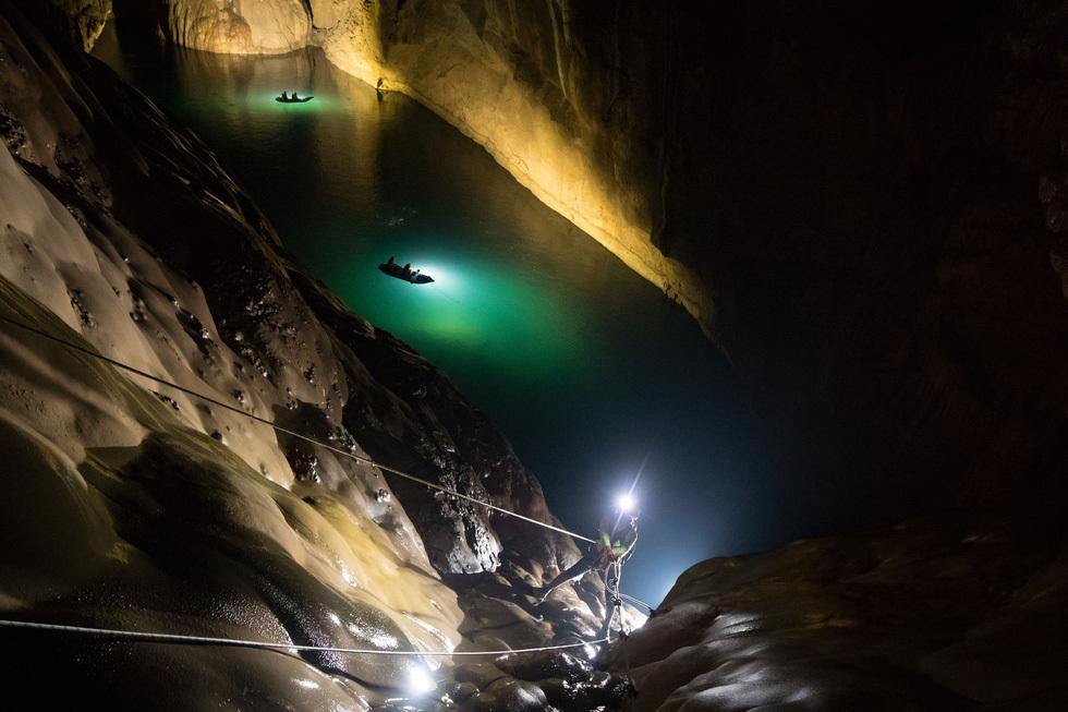 Sơn Đoòng,hang động,Phong Nha Kẽ Bàng