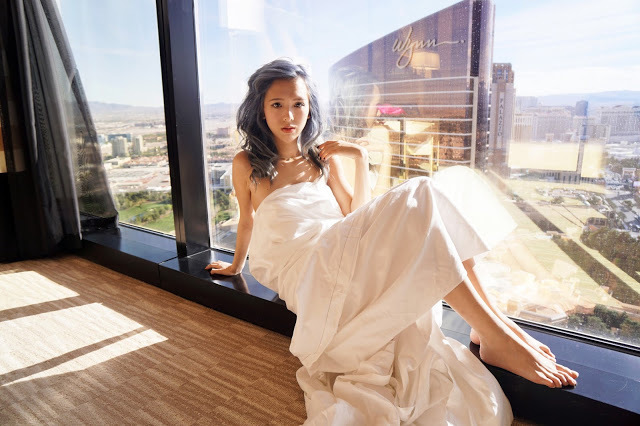 Chán khách sạn dát vàng, hot girl nhà giàu lên Sa Pa nghỉ dưỡng