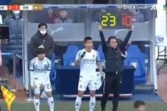 Video Công Phượng nhảy múa, suýt ghi bàn cho Incheon United