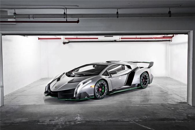 Những chiếc siêu xe triệu đô chỉ có thể tìm thấy ở Dubai