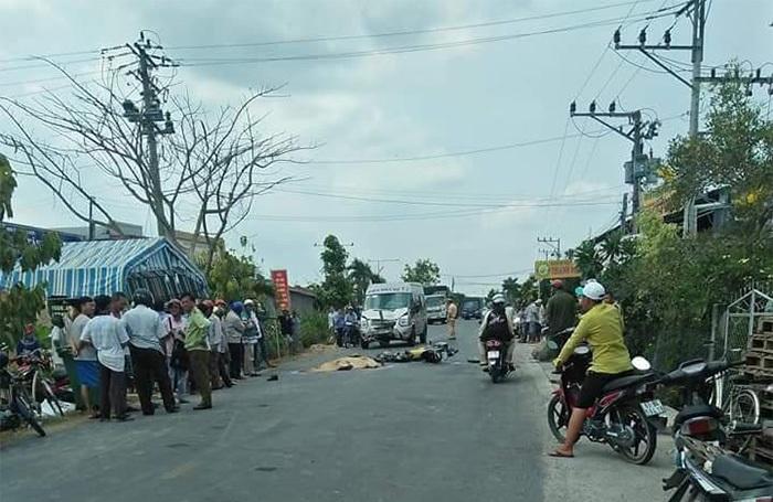 tai nạn giao thông,TNGT,tai nạn chết người,Tiền Giang
