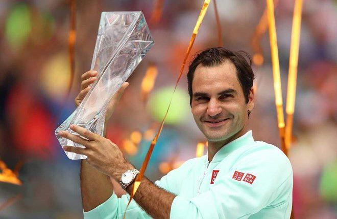 Hạ 'máy giao bóng', Federer đoạt chức vô địch ATP thứ 101
