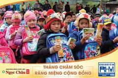 85% trẻ 6-8 tuổi ở Việt Nam bị sâu răng sữa
