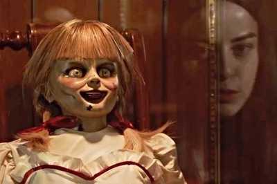 Búp bê ma 'Annabelle' trở lại màn ảnh với nỗi sợ tăng cấp
