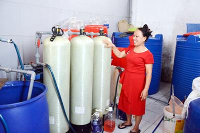 Sữa tắm chế từ cơm nguội: 650 ngàn đồng/lít cháy hàng