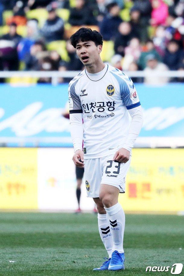 Báo Hàn: Công Phượng cân cả Incheon, sẽ tạo khác biệt ở K-League