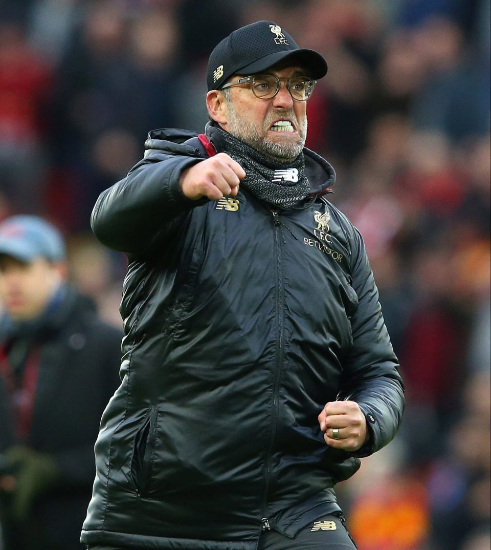 Jurgen Klopp: 'Đừng nói Liverpool thắng may'