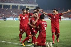 BXH tuyển Việt Nam tại vòng loại World Cup 2022