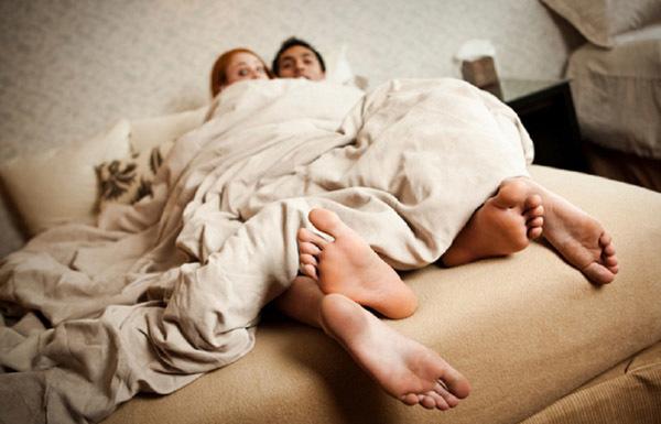 Vì hành động này của vợ, cặp đôi dính liền vào nhau sau quan hệ tình dục