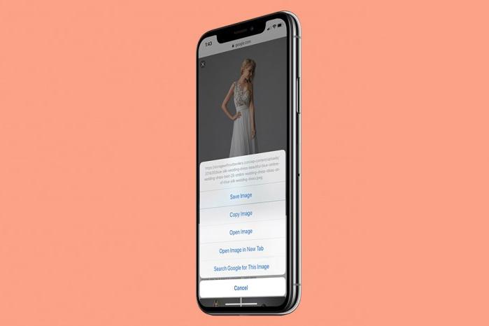 Cách tìm kiếm bằng hình ảnh trên iPhone và Android