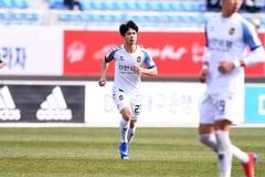 Lịch thi đấu vòng 6 K-League của Công Phượng