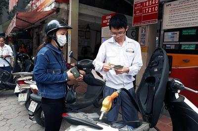 Giá xăng hôm nay 2/4: Không thể kìm, vào đợt tăng mạnh