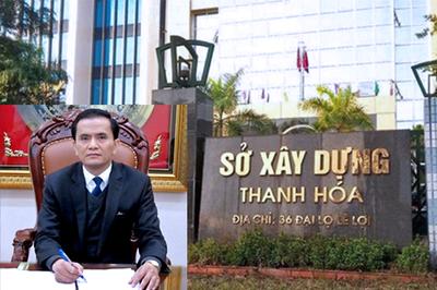 Tân Chánh VP Sở Xây dựng Thanh Hóa Ngô Văn Tuấn xin nghỉ phép vì ốm