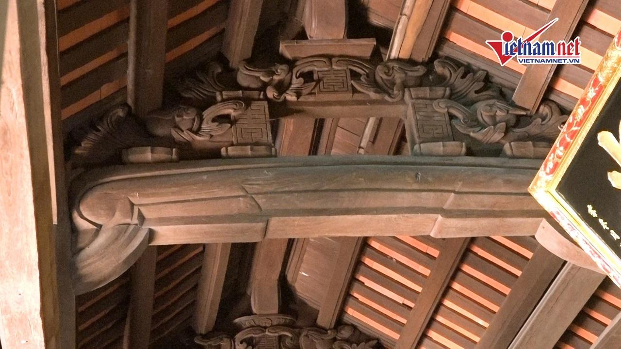 Nhà cổ gỗ lim 400 tuổi đại gia nức tiếng Kinh Bắc: Không giá nào mua nổi