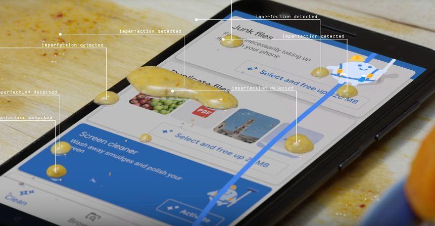 Grab nay đã có xích lô, ứng dụng giúp lau màn hình điện thoại