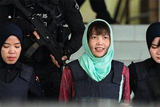 Nụ cười rạng rỡ của Đoàn Thị Hương khi được xóa bỏ tội danh giết người