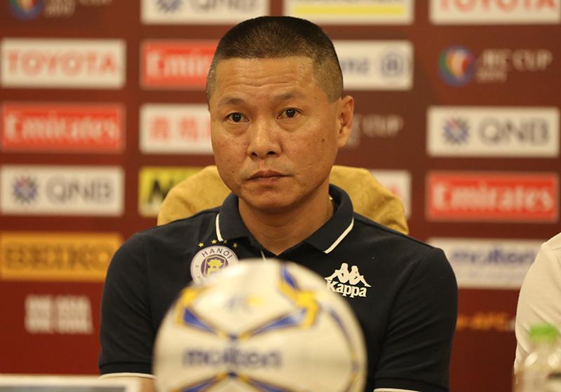 Hà Nội FC,HLV Chu Đình Nghiêm,Quang Hải,AFC Cup 2019
