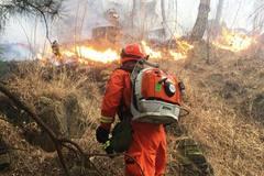 Cháy rừng dữ dội tại Trung Quốc, 30 người thiệt mạng