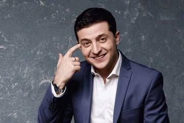 Diễn viên hài Ukraina có 75% cơ hội trở thành tân tổng thống