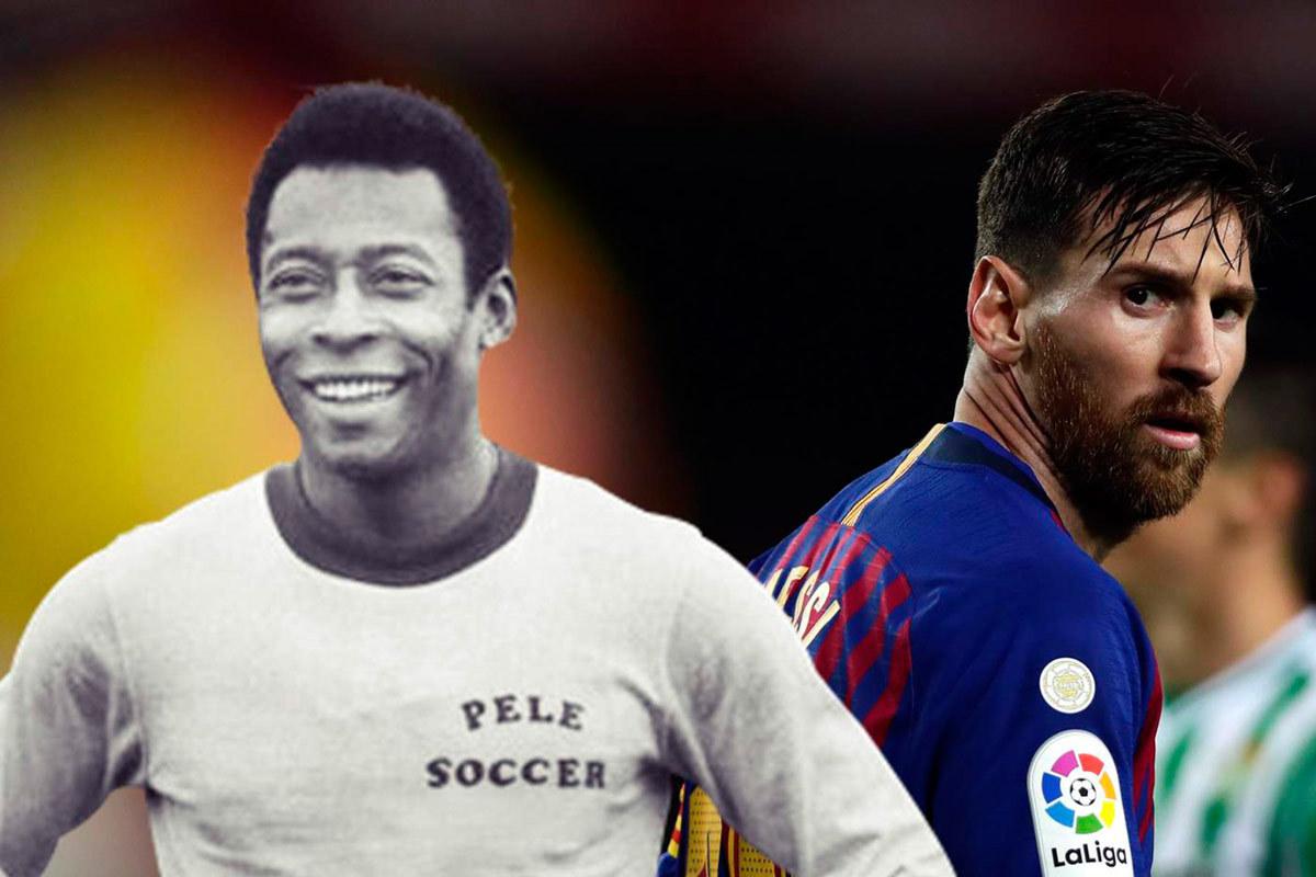 Barca,Villarreal,Villarreal vs Barca,Lionel Messi,Pele