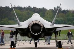 Mỹ ngừng chuyển thiết bị chiến cơ F-35 cho Thổ Nhĩ Kỳ